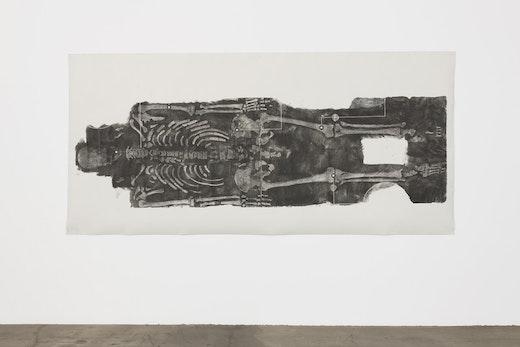 "Edgar Arceneaux ""Kennewick Man,"" 2012"