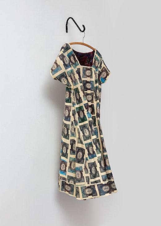 "Liz Glynn ""Panic Dress,"" 2020"