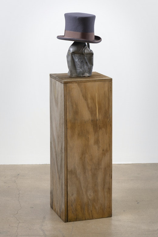 "Edgar Arceneaux ""Green Vereen,"" 2017"