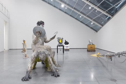 """Nicole Eisenman: Giant Without a Body,"" installation view"