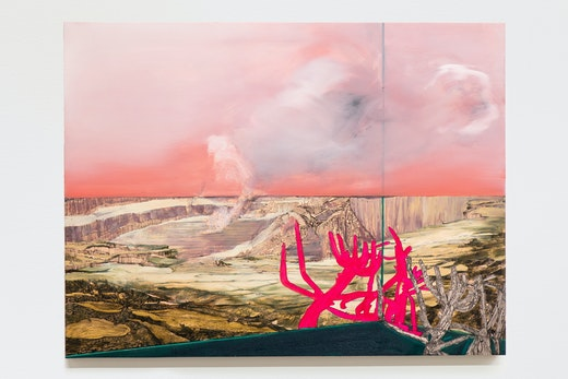 "Whitney Bedford ""Veduta (Kilauea),"" 2019"