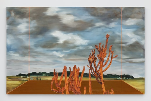 """Whitney Bedford """"Veduta (Constable Clouds),"""" 2019"""
