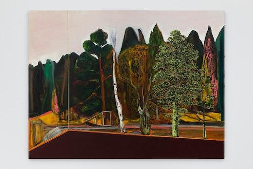 """Whitney Bedford """"Veduta (Munch),"""" 2019"""