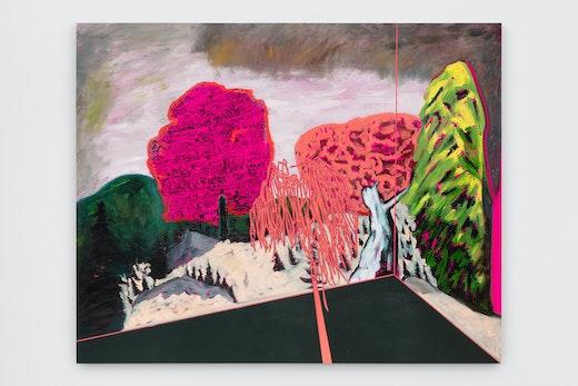 "Whitney Bedford ""Veduta (Avery Landscape),"" 2019"