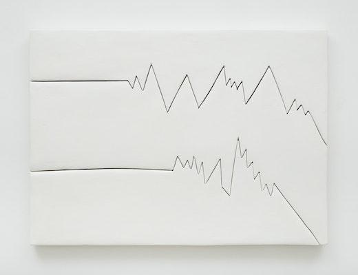 """Sadie Benning """"Graph 3,"""" 2014"""
