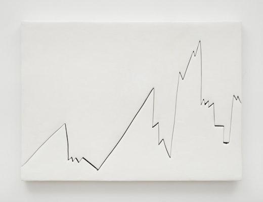 """Sadie Benning """"Graph 4,"""" 2014"""