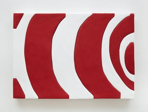 "Sadie Benning ""Untitled Red and White,"" 2014"