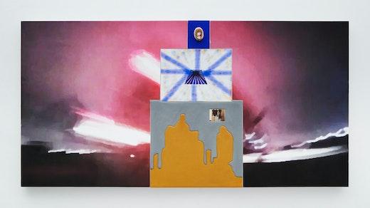 """Shared Eye (Sequence 13, Panel 38),"" 2016"