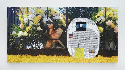 """Shared Eye (Sequence 14, Panel 39),"" 2016"