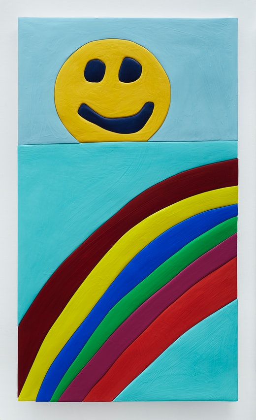"""Sadie Benning """"Smiley Face,"""" 2016"""