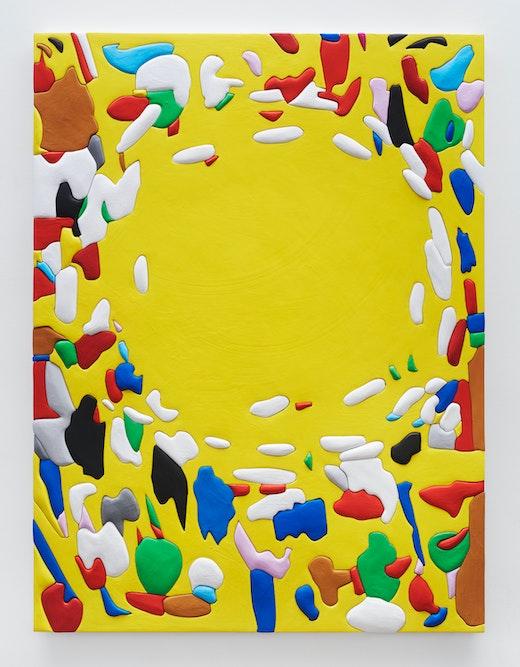 """Sadie Benning """"Yellow Sun,"""" 2017"""