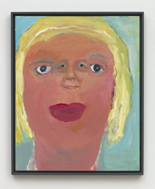 "Margot Bergman ""Wilma Rose,"" 2012"