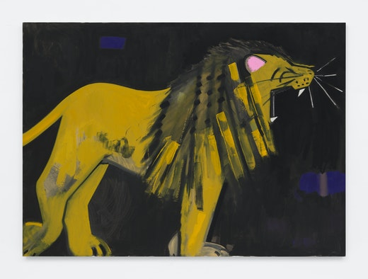 "Ellen Berkenblit ""Safari by Night!,"" 2018"