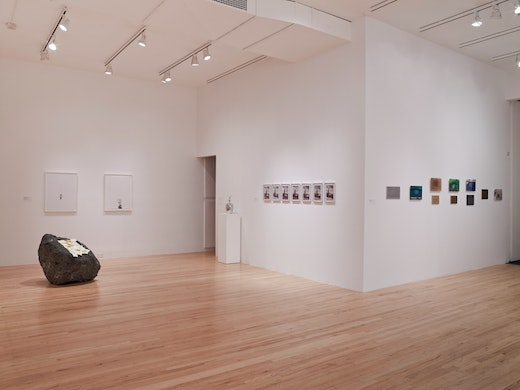 Andrea Bowers: The Residue of Memory Installation view