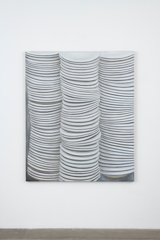 "Kim Dingle ""Untitled (Dinner Plate),"" 2005"