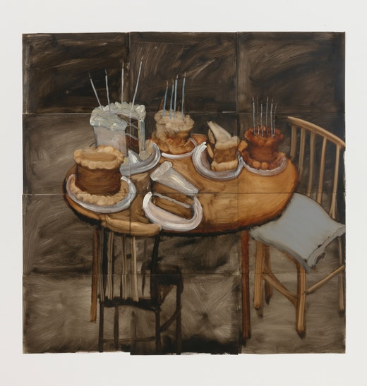 Kim Dingle Untitled (Cake)