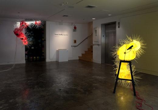 Sean Duffy: Searcher Laguna Art Museum Installation view
