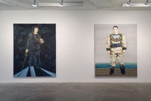 Nicole Eisenman: A Show Born of Fear Installation view