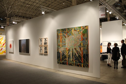 Expo Chicago Installation view