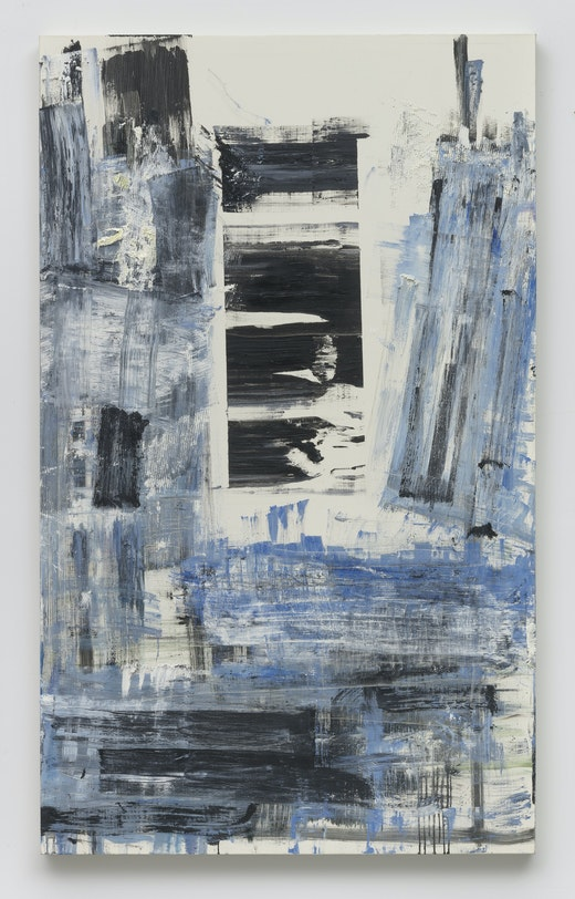 "Louise Fishman ""Grenen,"" 2018"