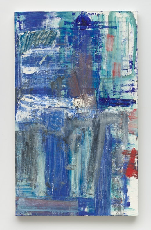 "Louise Fishman ""The Hard Sound,"" 2018"
