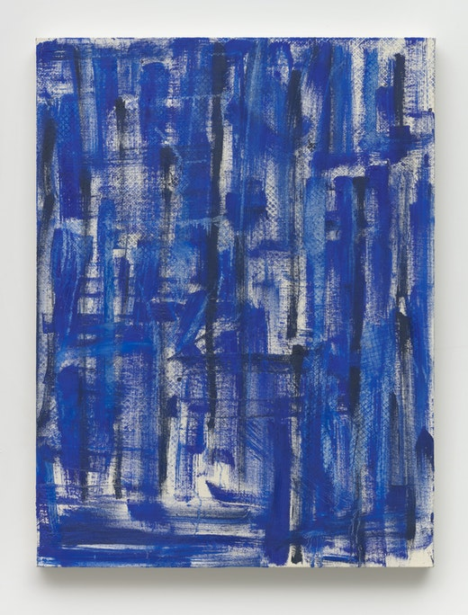 """Louise Fishman """"TRAUERODE FOR TOM,"""" 2019"""