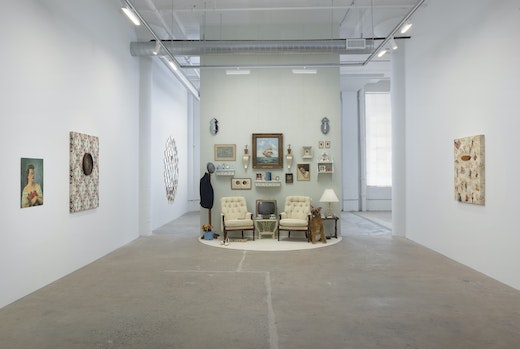 Genevieve Gaignard I'm Sorry I Never Told You That You're Beautiful Installation view