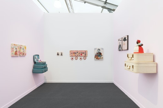 Frieze Los Angeles Installation view