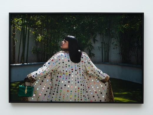 """Genevieve Gaignard """"Vogue #3 (Dreamcoat),"""" 2020"""