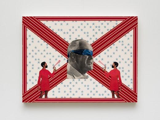 """Genevieve Gaignard """"Disinfect Our Politics,"""" 2020"""