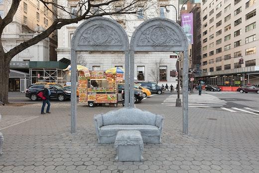 "Liz Glynn ""Open House,"" 2017 Public Art Fund"