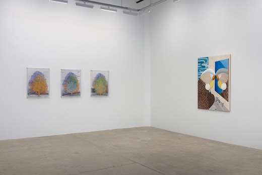 """Inaugural Exhibition"" Installation View"