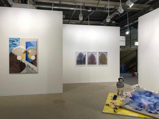 Art Basel Installation view