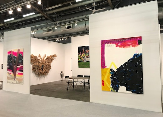 The Armory Show Installation view