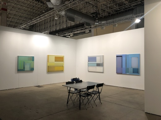 Expo Chicago 2019 Installation view