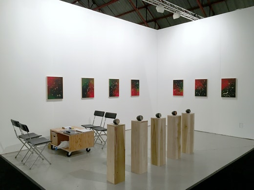 Art Los Angeles Contemporary Installation View