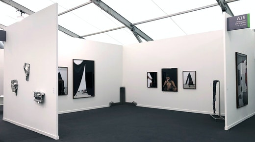 Frieze New York Booth A15