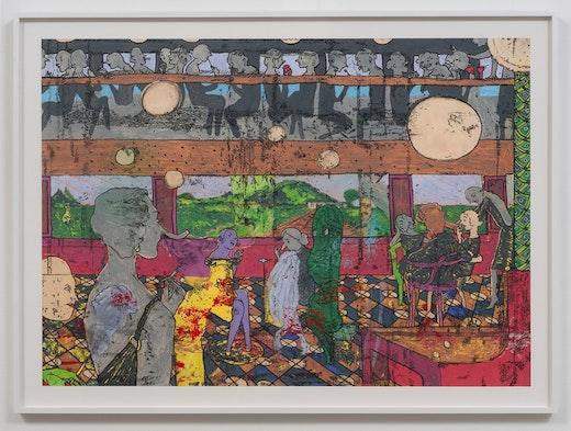 """Dasha Shishkin, """"Enchanted Hunter"""", 2014"""