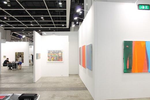 Susanne Vielmetter Los Angeles Projects at Art Basel Hong Kong, 2014