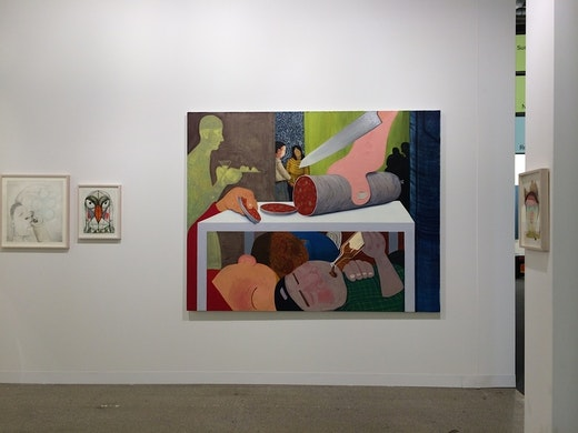 Nicol Eisenman, Art Basel: Feature, 2014