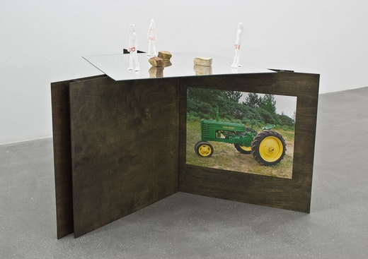 This is an artwork titled Untitled by artist Alice Könitz made in 2008