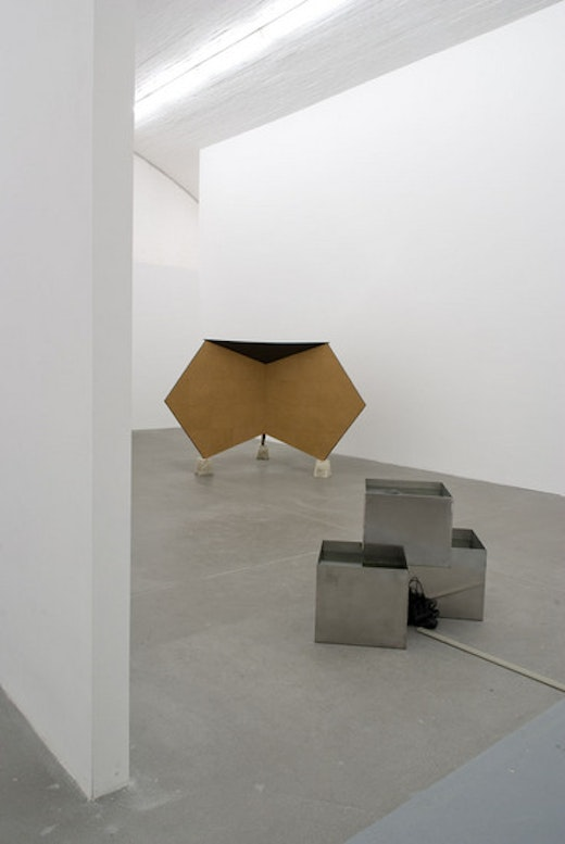 Alice Könitz: Stay Calm, Walk Home, and Induce Low Stress Installation view