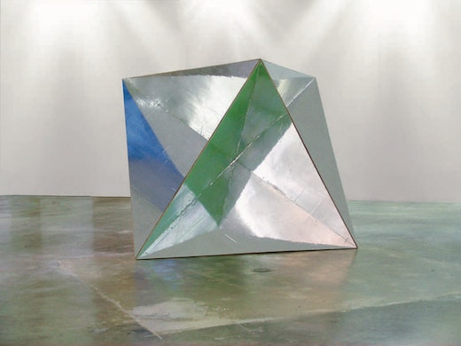 This is an artwork titled Crystal by artist Alice Könitz made in 2004