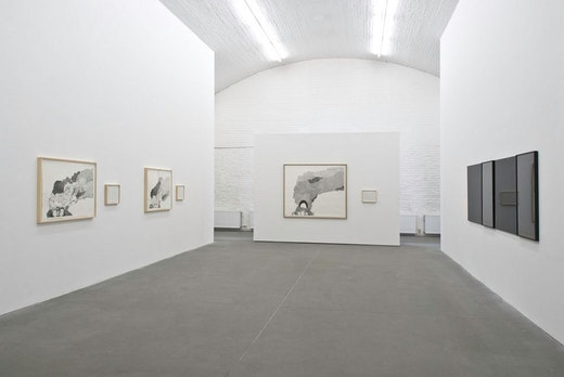 Charles Gaines Installation View