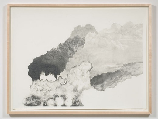 This is an artwork titled Explosion # 23 by artist Charles Gaines made in 2008