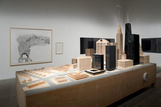 Charles Gaines Venice Biennial 2007 Installation view