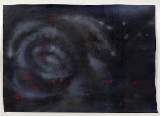 This is an artwork titled Aries by artist Edgar Arceneaux made in 2008