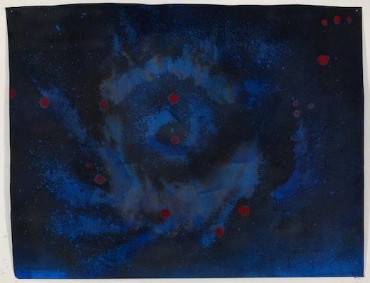 This is an artwork titled Capricorn by artist Edgar Arceneaux made in 2008