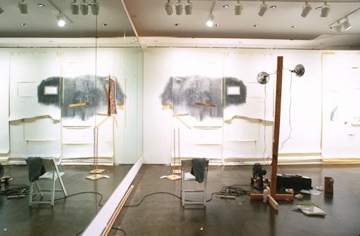 Edgar Arceneaux Drawings of Removal, 2000-2004