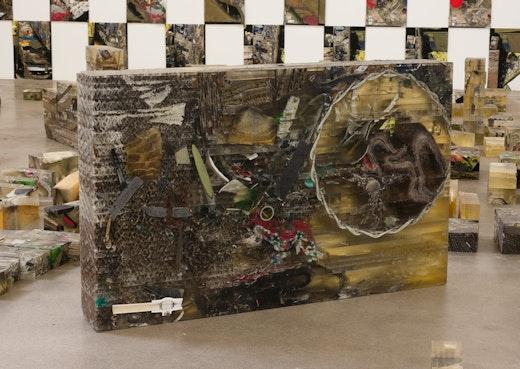 Jedediah Caesar Gleaner Stone, 2008-2011